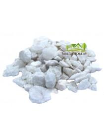 Мраморная крошка белая, фр. 10-20 мм