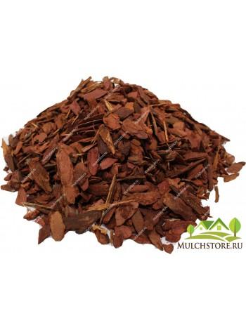 Кора лиственницы, фракция 1-3 см