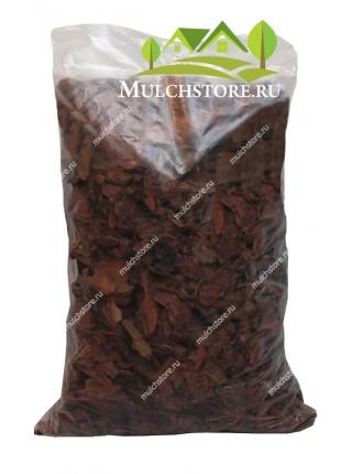 Кора лиственницы, фракция 4-9 см