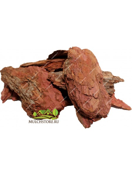 Кора лиственницы, фракция 9-15 см