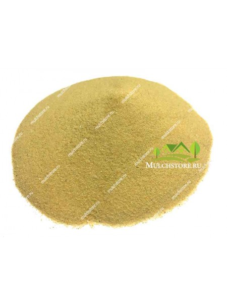 Кварцевый песок, фракция 0,1 - 0,4 мм